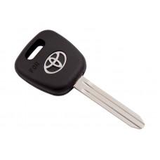 Ключ Тойота с местом под чип