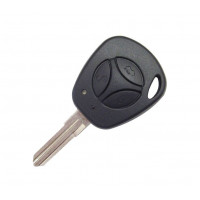 Ключ ЛАДА / Шевроле / Датсун - 3 кнопки