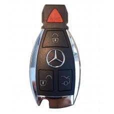 Корпус ключа Мерседес (рыбка) 4 кнопки